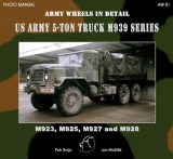 US ARMY 5-Ton Truck M939