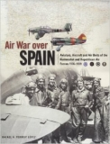 Air War over Spain, Aircraft and Units of the Nationalist and Republican Air Force
