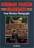 German Panzer Markings, From Wartime Photographs