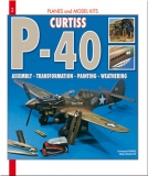 P-40 Assembly-Transformation-Painting-Weathering