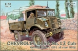 Chevrolet C15A No. 13 Cab General Service (2C1 all steel body)