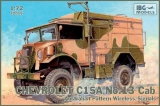 Chevrolet C15A No. 13 Cab Austalian Pattern Wireless/Signals