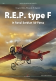 R.E.P. type F in Royal Serbian Air Frce