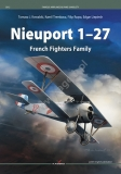 Nieuport 1-27, French Fighters Family