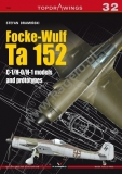 Focke-Wulf Ta 152 C-1/H-0/H-1 models and prototypes