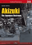Akizuki, the Japanese Destroyer