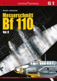Messerschmitt Bf-110, vol II