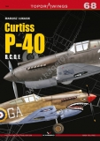Curtiss P-40 B,C,D,E