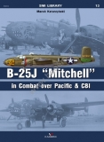 B-25 J Mitchell In Combat over Pacific and CBI