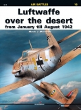 Luftwaffe over the desert from January till August 1942