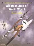 Albatros Aces of WW1 Vol.1