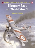 Nieuport Aces of WW1