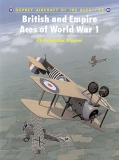 British and Empire Aces of WW1