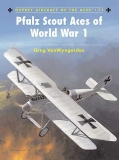 Pfalz Scout Aces of WW I