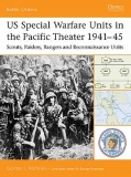 US Special Warfare Units in the Pacific Theater 1941-45