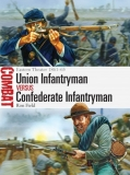 Union Infantryman vs Confederate Infantryman, Eastern Theater 1861-65