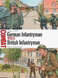 German Infantryman vs British Infantryman France 1940