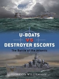 U-boats vs Destroyer Escorts, The Battle of the Atlantic