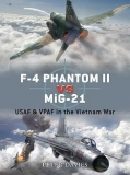 F-4 Phantom vs. MiG-21, Vietnam War 1965-73