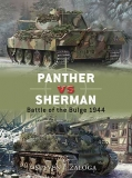 Panther vs. Sherman, Battle of the Bulge 1944