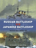 Russian Battleship vs Japanese Battleships, Yellow Sea 1904-05