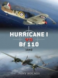 Hurricane vs Bf-110, 1940