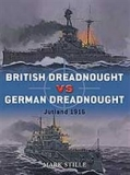 BritishDreadnought vs German Dreaadnought, Jutland 1916