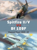 Spitfire II/V vs Bf 109 F, Cannel Front 1940-42