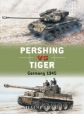 Pershing vs Tiger, Germany 1945