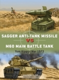 Sagger Anti-Tank Missile vs M60 Main Battle Tank, Yom Kippur War 1973