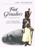 Foot grenadiers of The Imperial guard