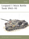 Leopard I Main Battle Tank 1965-95