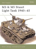 M3 & M5 Stuart Light Tank 1940-45