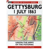 Gettysburg July 1 1863, Confederate: The Army of the Potomac