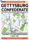 Gettysburg July 2 1863, Confederate: The Army of Northern Virginia