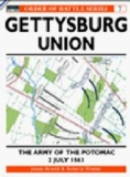 Gettysburg July 2 1863, Confederate: The Army of the Potomac