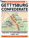 Gettysburg July 3 1863, Confederate: The Army of Northern Virginia
