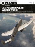 Jet Prototypes of World War II, Gloster, Heinkel and Caproni campini´s wartime jet programmes