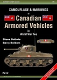 Camouflage and Markings of Canadian Armoured Wehicles in WW II Pt. 2