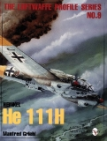 Heinkel He 111H (Luftwaffe Profile Series: Vol 9)