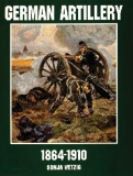 German Artillery 1864-1910