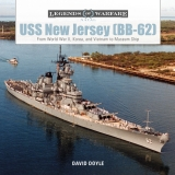 USS New Jersey (BB-62), From World War II, Korea and Vietnam to Museum Ship