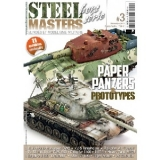 no.03 Paper Panzers and Prototypes