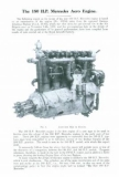 Report on the 18hp Mercedes Aero Engine