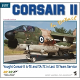A-7E  Corsair II in detail