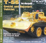 T-55 Special and Recovery Vehicles