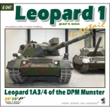 Leopard 1A3/A4  in detail / Leopards 1 with welded turrets