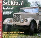 Sd.Kfz.7 in detail