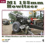 M1 155mm Howitzer In Detail
