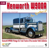 Kenworth W900A Trucks in detail